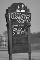 The Irmo Okra Strut.  Irmo, South Carolina.